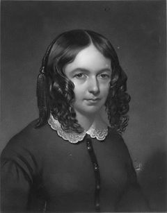 Elizabeth Barrett Browning (6 March 1806 – 29 June 1861) was one of the most prominent poets of the Victorian era. Her poetry was widely popular in both England and the United States during her lifetime. A collection of her last poems was published by her husband, Robert Browning, shortly after her death.