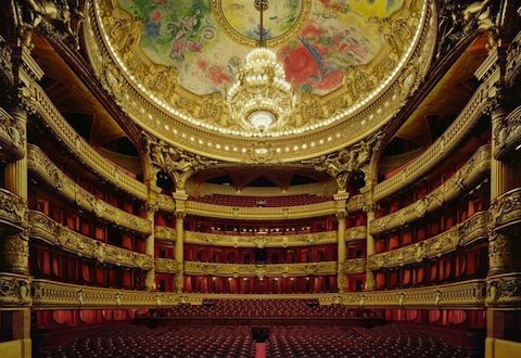 The Most Beautiful Opera Houses In The World Opera House