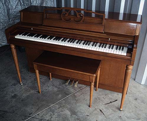 SOLD-SOLD-SOLD---used piano, piano for sale, piano, WURLITZER SPINET PIANO $599 - Includes FREE DELIVERY to the 1st floor in New England. Tuned and ready to go. http://www.pianoanswers.com Rob Ambrosino Piano Tuner-Technician - 33 years experience. 🎹🎼