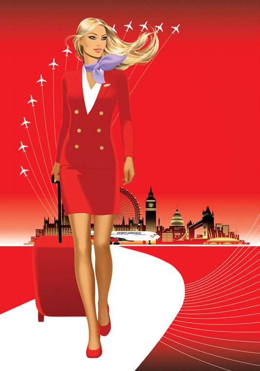 Folio illustration agency, London, UK | Jason Brooks - Fashion ∙ Glamour ∙ Architecture ∙ Lifestyle ∙ Vector - Illustrator