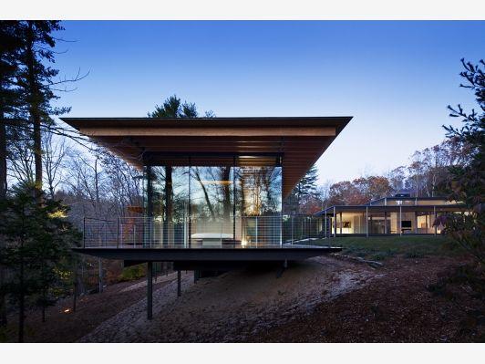 Modern Modern House addition - Home and Garden Design Idea's