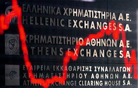 Τι να σκεφτεί κανείς για τις αγορές και τα χρηματιστήρια; Προχτές ήταν του θανατά εξ αιτίας του φιάσκου των τραπεζών και τώρα γράφουν +12% στο ταμπλό. To game συνεχίζεται!… Το κλίμα, οι αφορμές για ανόδους και καθόδους, δεν έχουν σχέση με την πραγματικότητα.  Read more: http://rizopoulospost.com/to-xrimatistiriako-paignidi-synexizetai/#ixzz2RYrgDBTU Follow us: @Rizopoulos Post on Twitter   RizopoulosPost on Facebook #economy, #banking, #news, #Greece, #market