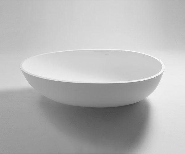 The timeless spoon shape of the Giocoso combines both modern and classic lines.  sinkandtap.com.au