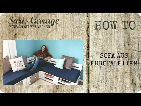 25 best ideas about sofa aus europaletten on pinterest. Black Bedroom Furniture Sets. Home Design Ideas
