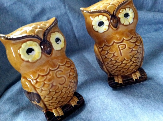 5 piece vintage owl tableware set & 24 best Dinnerware images on Pinterest | Dinner ware Cutlery and ...