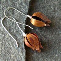 Autumn earrings