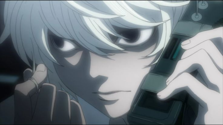 Nate rivernear in 2020 death note anime death