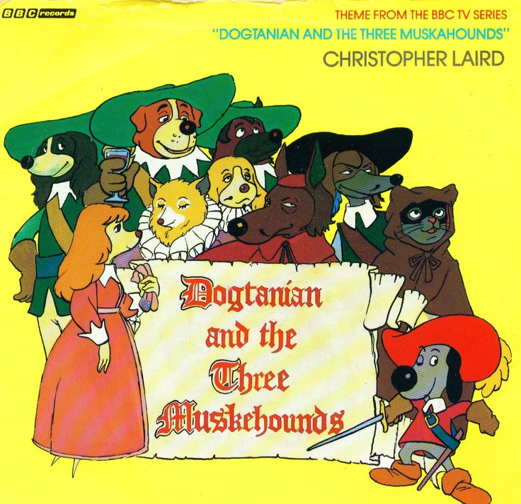 Dogtanian And The Three Muskehounds - Is it tragic that I still remember the song?