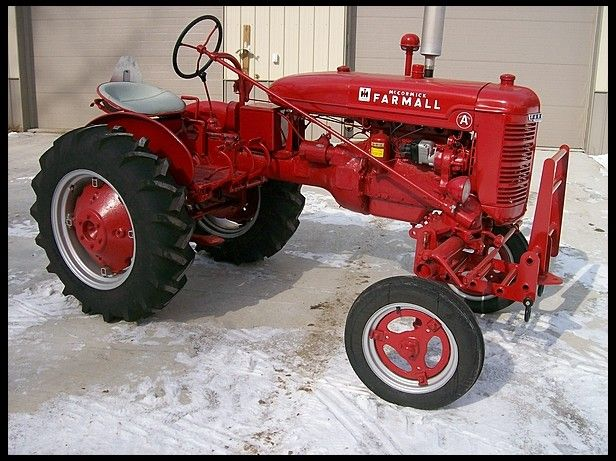 Farmall Tractor Painting : Best images about papa s farmall a my project on