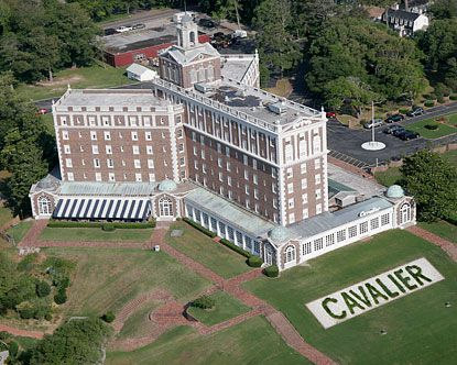Old cavalier hotel virginia beach photos | Cavalier Hotel Virginia Beach