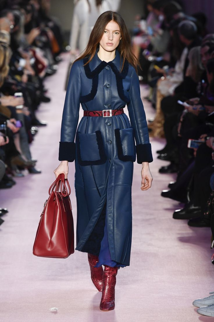 Blumarine Fall 2018 Ready-to-Wear Collection - Vogue