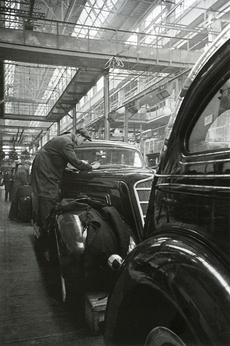 Automotive Industry in the Soviet Union