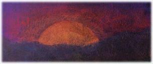 Chalkboard Sunset