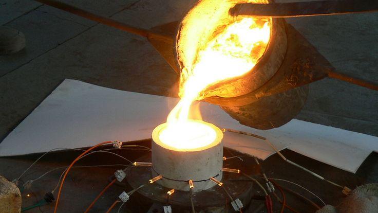 Cientistas previram que uma liga de Háfnio, Nitrogênio e Carbono teria o ponto de fusão a 4120°C, o equivalente a dois terços da temperatura do Sol.