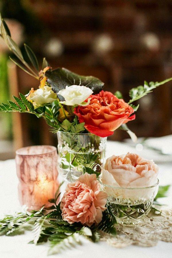 Lovely floral centerpiece | Sachin Khona Photographer