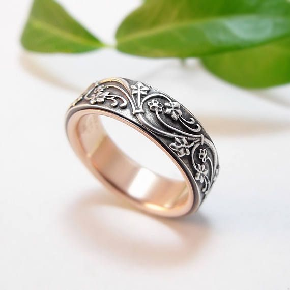 This Wedding Band Was Inspired By An Architectural Detail From A