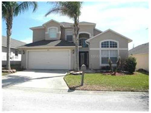 £125,388 - 5 Bed House, Davenport, Polk County, Florida, USA