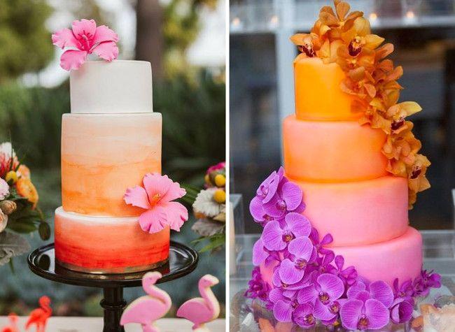 Wedding Magazine - 14 totally tropical ideas for a wedding