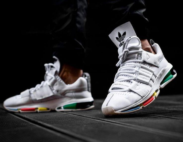 adidas-originals-twinstrike-adv-homme-blanche-multicolore-BD7262 ...