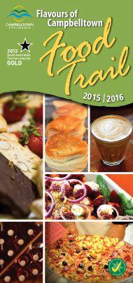 """food trail"" brochure - Google Search"