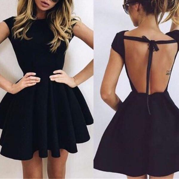 Precious Backless Dress