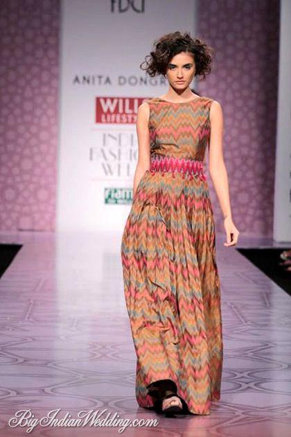 Anita Dongre printed designer maxi dresses