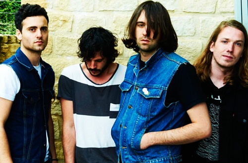 """The Vaccines' Justin Young: """"I think honesty really is important. Whether or not people believe us or not is another mater, but if you want people to emotionally invest in what you do you have to be honest with them."""""""