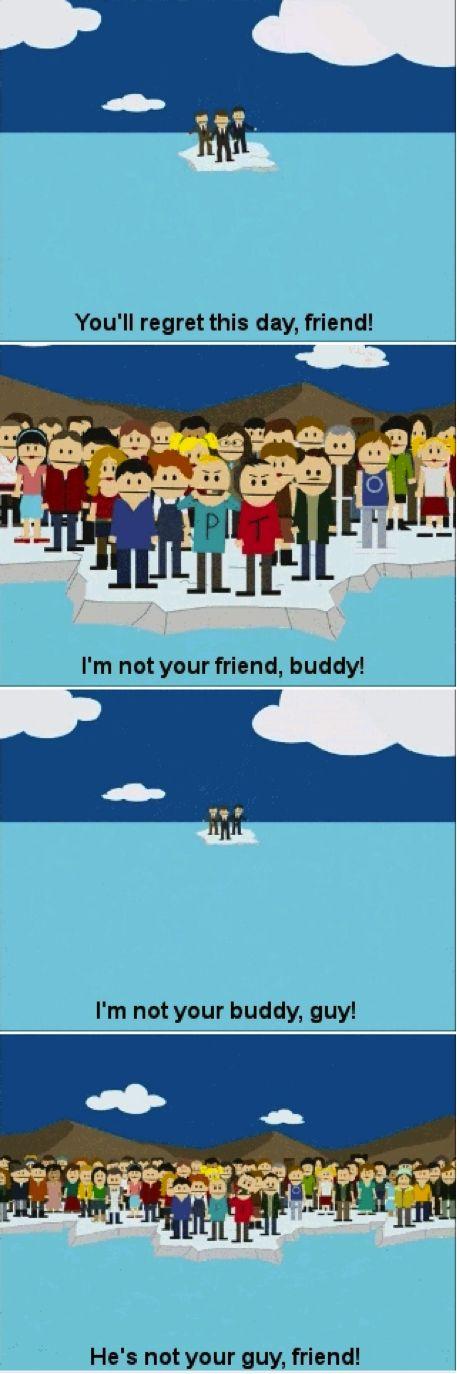 South Park Canada