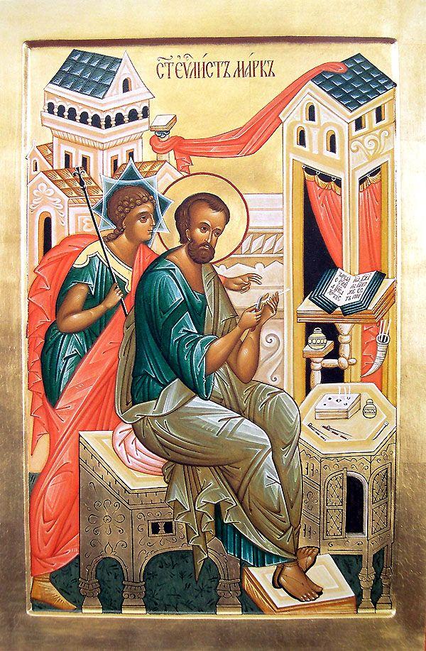 Apostle and Evangelist Mark - Orthodox Church in America