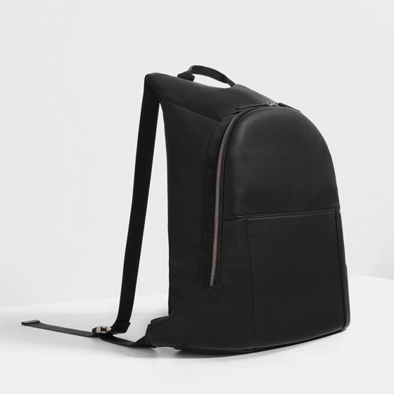 Image 3 of BACKPACK WITH LAPTOP COMPARTMENT from Zara