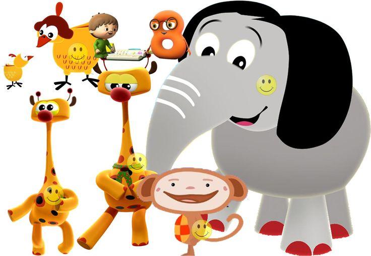 Tarjetas De Cumpleaños Baby Tv Para Imprimir En Hd 24