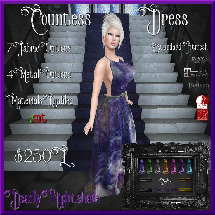DN Countess Dress AD