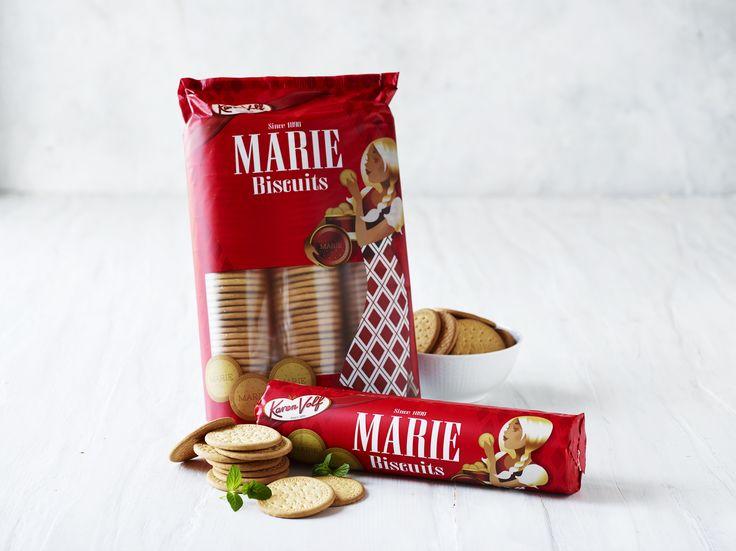Vores Marie-kiks har fået nye, fine klæder #karenvolf #mariekiks