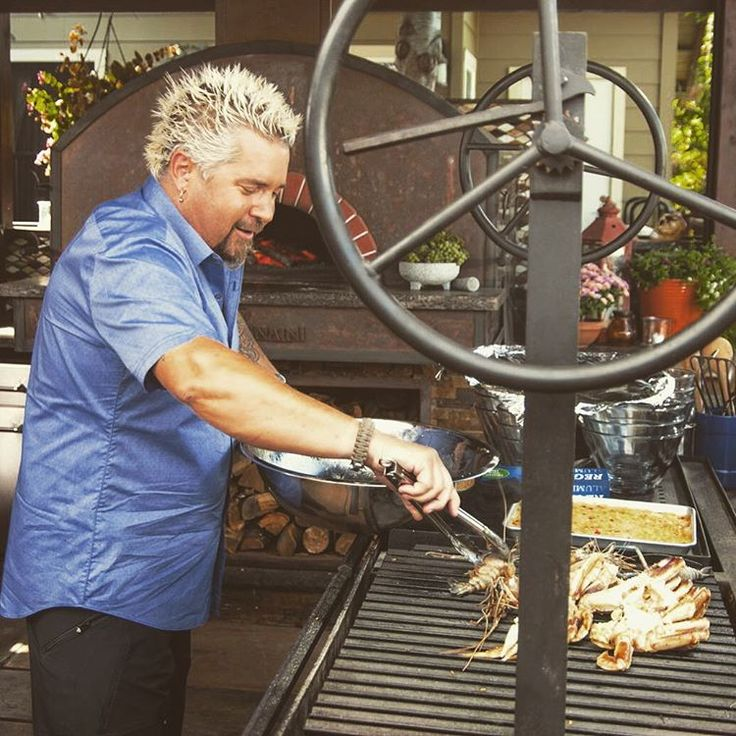 Guy Fieri Outdoor Kitchen Home Outdoor Living