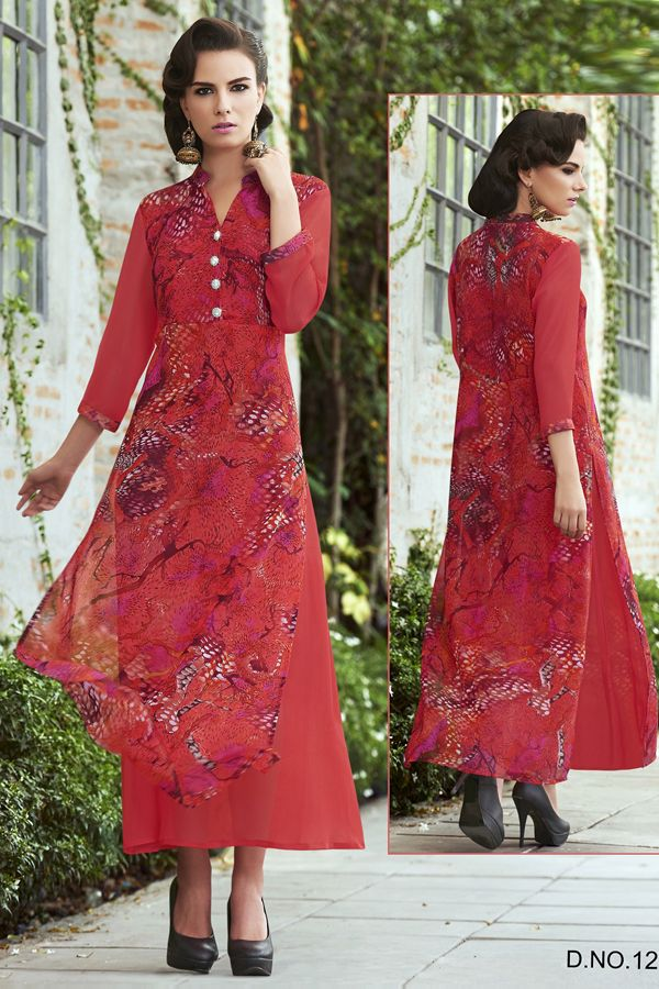 Product Name Georgette Red Printed Kurti – GMR127_XL Gender Women Product Description PS Enterprise is a spot of world class fashion for women. We at PS Enterprise are dedicated at maintaning values of Indian tradition by making women outstanding in their looks. Our ultimate goal is to satisfy customers by delivering latest fashion trends both …