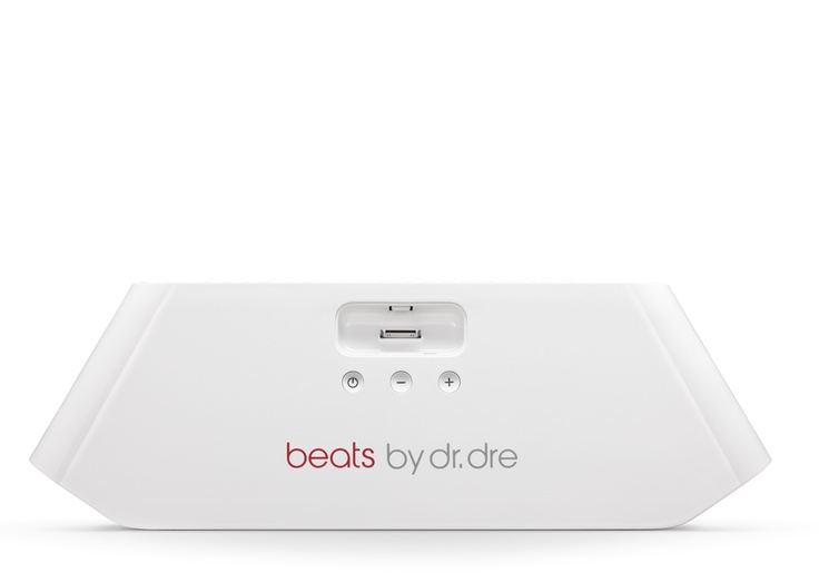 Beatbox Portable, White