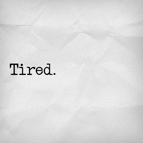 You'll come to a point in your life when this simple word perfectly describes how you feel in general.