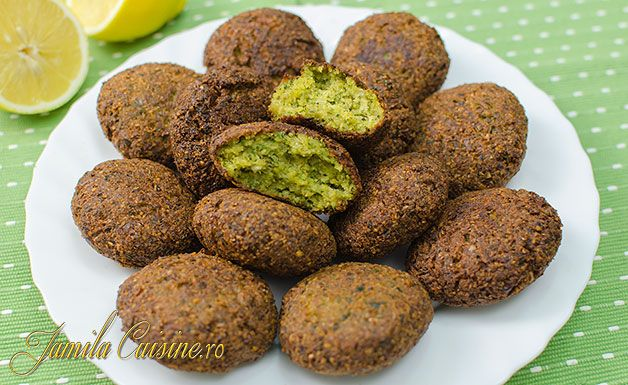 Falafel reteta video - JamilaCuisine