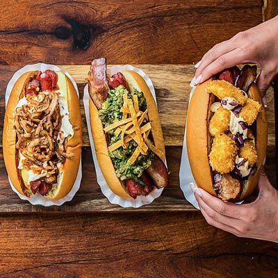 The 8 Fanciest Hot Dogs Around Hot dogs, Inspiration and