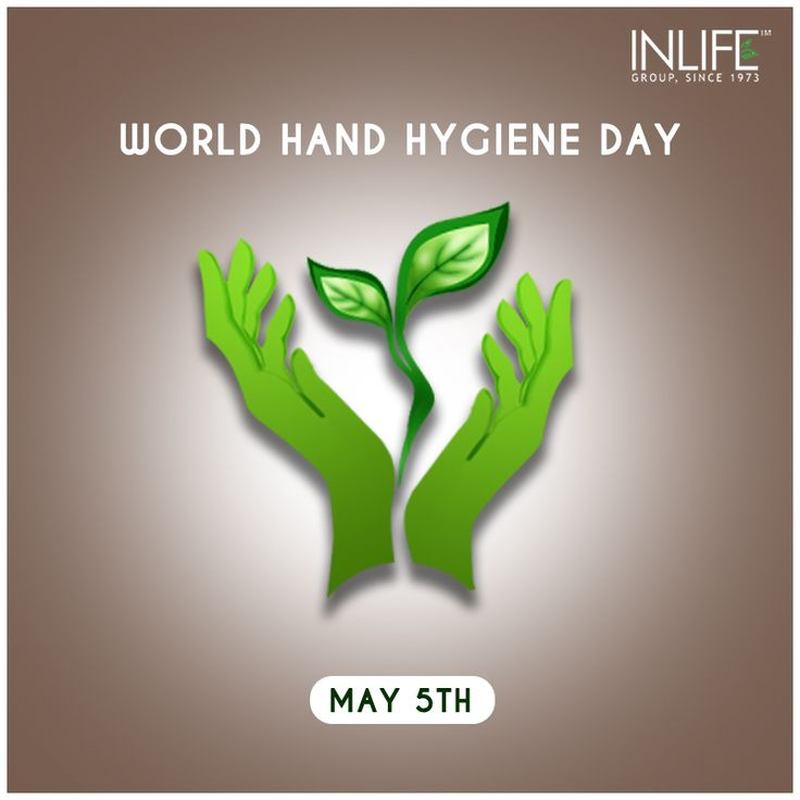 Your health is in your hands, keep them clean to live a healthy life! #WorldHandHygieneDay