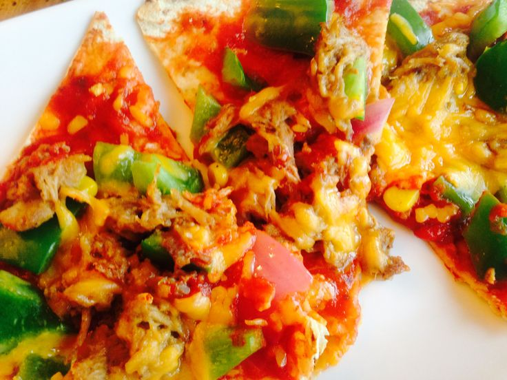 21 Day Fix Enchilada Pizza Recipe Pork Cheddar And Pizza