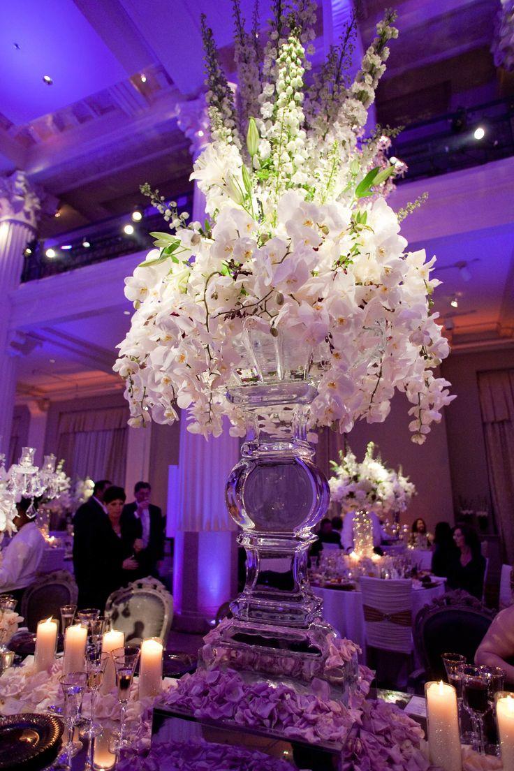 Best ice sculpture wedding ideas on pinterest