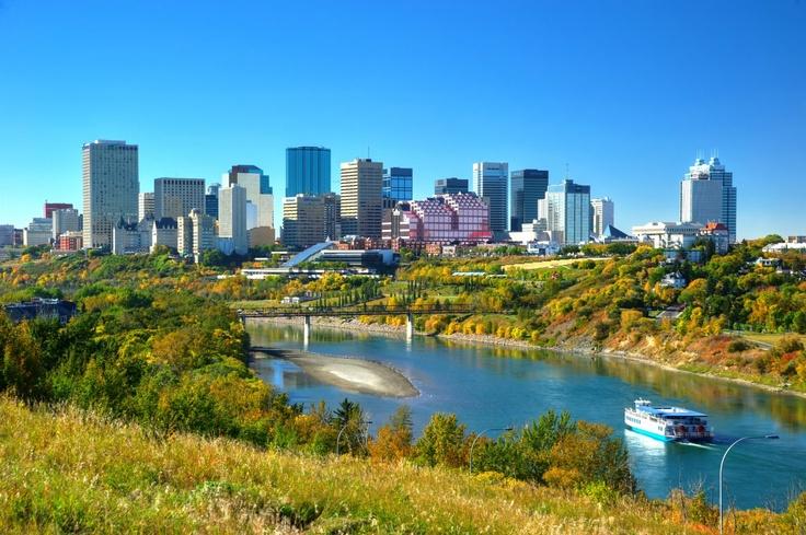 Last day of summer, 2012 - Edmonton, Alberta, Canada