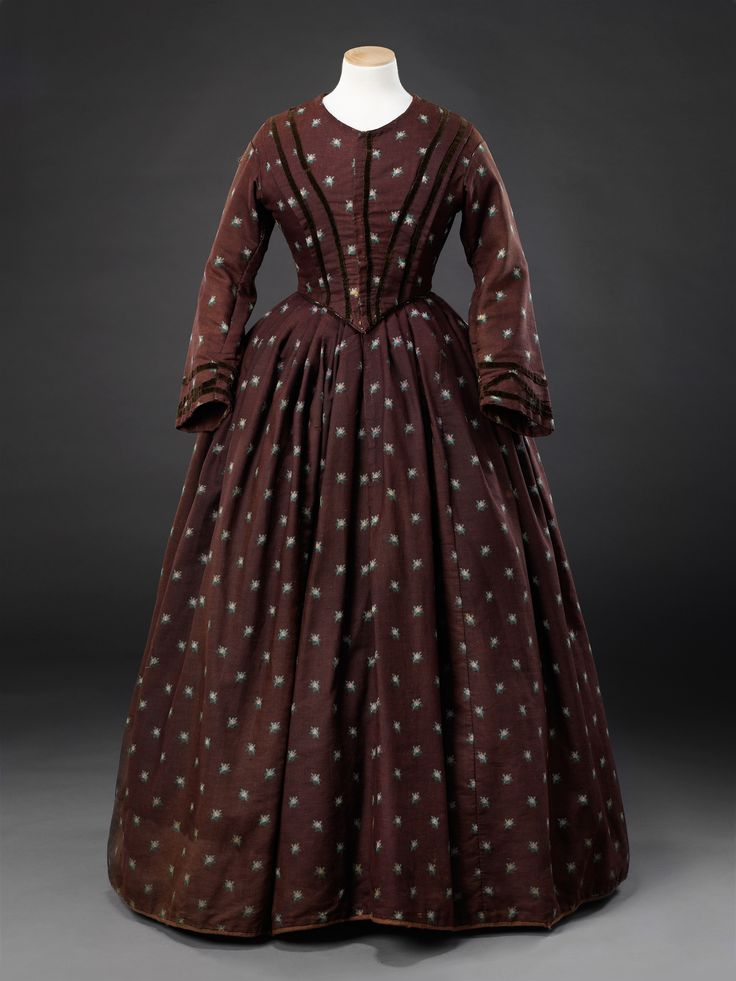 994 Best 1840S Womens Clothing Images On Pinterest -6451