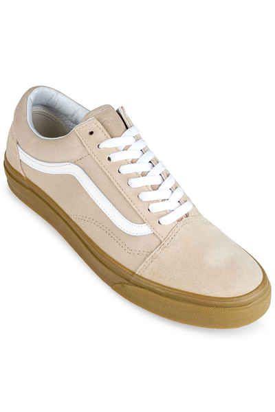 8a6be4da4c27 Vans Old Skool Chaussure (sesame gum)