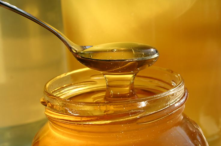 Honey to Clean Scars and Burns