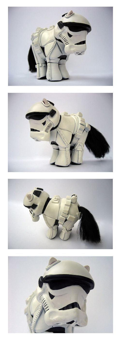 Star Wars My Little Ponies http://geekxgirls.com/article.php?ID=2009