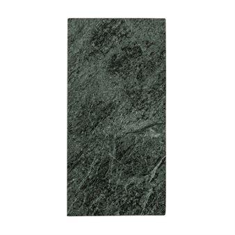 Bloomingville skärbräda marmor grön - 30 x 15 cm - Bloomingville