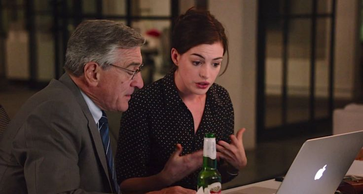 The Intern movie still photo