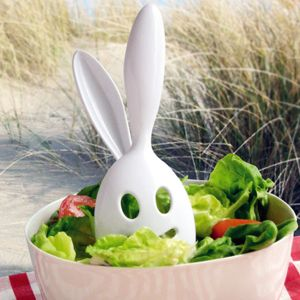 Another quirky gift that i'm sure your family and friends will remember. These bunny rabbit salad prongs are a funky way to entertain guests and jazz up the salad at lunchtime. #quirky #ecentric #eclectic #fun #2k14 #designlit #belitup #followus